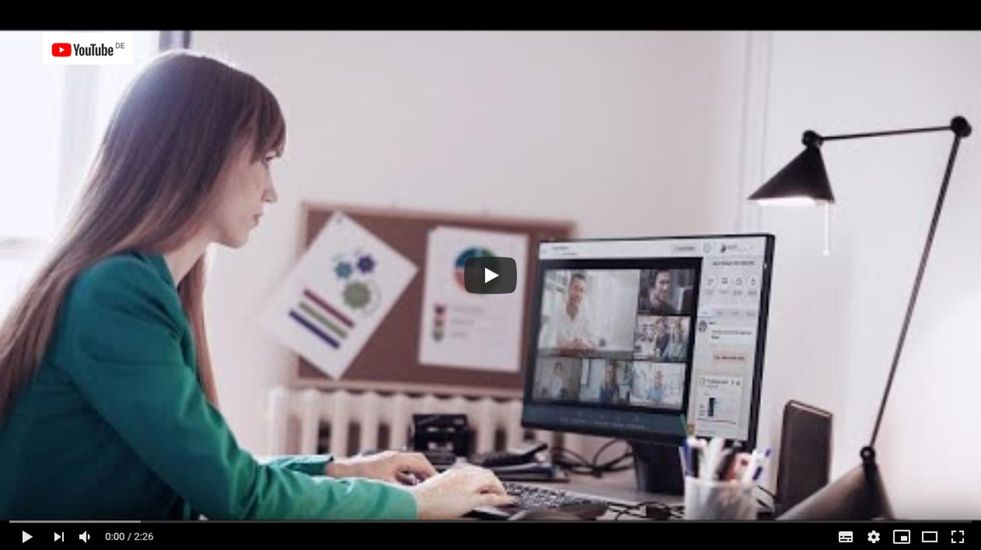 Video zur Einführung in AVAYA IX Spaces