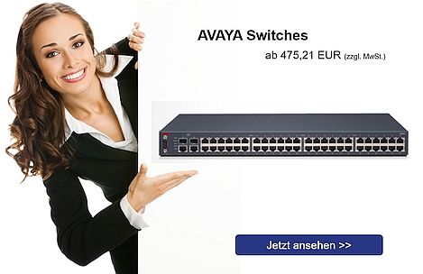 Banner 4 - AVAYA Switches