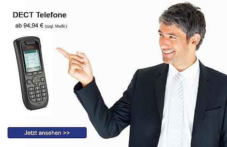 Banner 6 - DECT Telefone