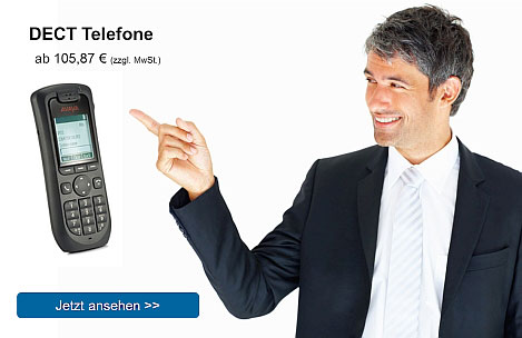 Banner 6 - DECT Telefone