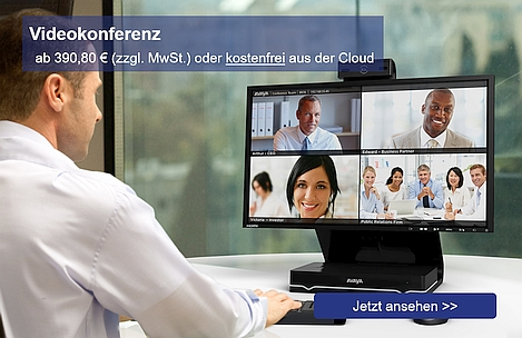 Banner 7 - Videokonferenz