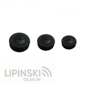 IPN Ersatzohrstöpsel für IPN W970 Headset (3 Stück)