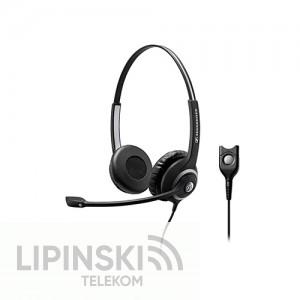 Sennheiser SC 260 binaural kabelgebundenes Headset