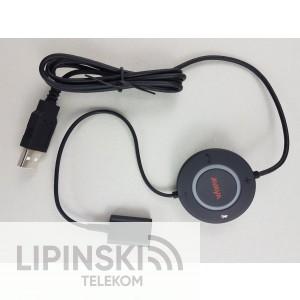 AVAYA Headset-Anschlusskabel - Quick Connect zu USB mit L100 Anrufsteuerungseinheit