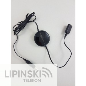 AVAYA Headset-Anschlusskabel - Quick Connect zu USB mit L100 Touch Anrufsteuerungseinheit