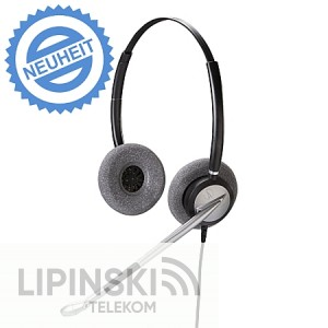 ADDCOM Headset ADD-770 Noise Cancelling binaural