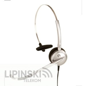 ADDCOM Headset Quantum Pro Noise Cancelling monaural Base