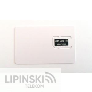 Memcard für IH4/ FC4