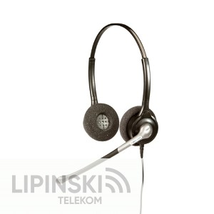 ADDCOM Headset Performance Plus II binaural