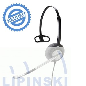 ADDCOM Headset ADD-700 Noise Cancelling monaural