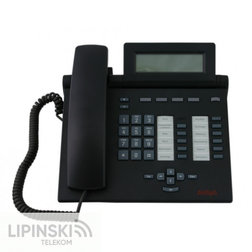 Systemtelefon Schwarz Integral 33 55 Avaya Tenovis T3.11 Classic Telefon