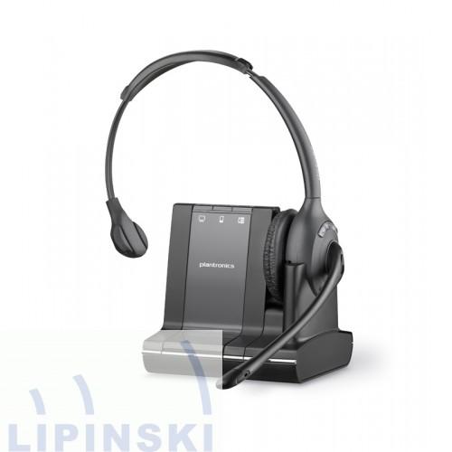 plantronics savi w710 headset mit adapter f r integral. Black Bedroom Furniture Sets. Home Design Ideas