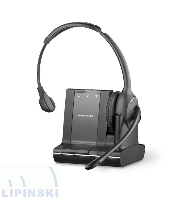 Plantronics Savi W710 Headset mit Adapter für AVAYA Telefone günstig ...