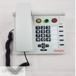 AVAYA SeCom Prima-T Großtastentelefon icegrey