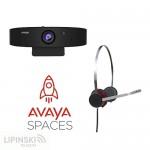 AVAYA Home-Office Paket - AVAYA HC010, AVAYA L139, AVAYA Spaces