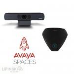 AVAYA Paket digitaler Austausch - AVAYA HC020, AVAYA B109, AVAYA Spaces