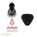 AVAYA digitales Präsentations Paket - AVAYA HC050, AVAYA B109, AVAYA Spaces