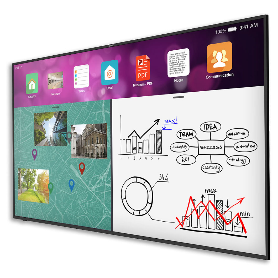 SMART Serie 2000 Pro Display